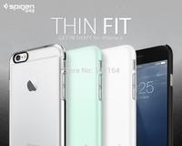 Original Spigen For iPhone 6 Thin Fit Case, Spigen SGP Lightweight Matte Hard Back Cover Cell Phone Cases