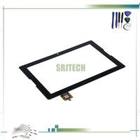 New Black Original 10.1 Inch Touch Panel Digitizer Sensor for Lenovo A10-70 A7600 Free Shipping+Tools