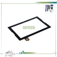 New Black Original 10.1 Inch Touch Panel Digitizer Sensor for Lenovo A10-70 A7600 Free Shipping+Tools