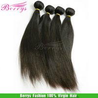 """European hair virgin hair straight weave 3pcs/lot ,12""""-26"""" ,1b color,human hair products cheap price  hair extension"""