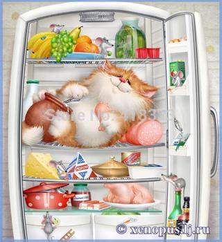 Полный вышивка кошка в холодильник diy алмаз живопись 3d мозаика площадь алмазы горный хрусталь вышивка крестом рукоделие милый декоративные