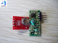 1pair/lot 315MHZ Superregeneration Wireless Transmitter Module Burglar Alarm and Receiver Module