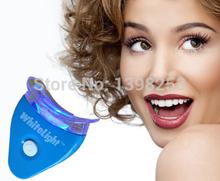 Blanchiment des dents gel de peroxyde dents professionnelles blanchissant kit hygiène bucco-dentaire LED dents blanches lumière personnelles soins dentaires saine(China (Mainland))