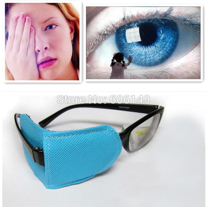 Tratamiento de ojo perezoso adulto