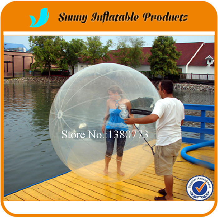 Top Quality ,Water Walking Ball,Zorbing Water Ball,Giant Water Ball,Zorb Ball Ballon, Inflatable Human Hamster Water Football,(China (Mainland))