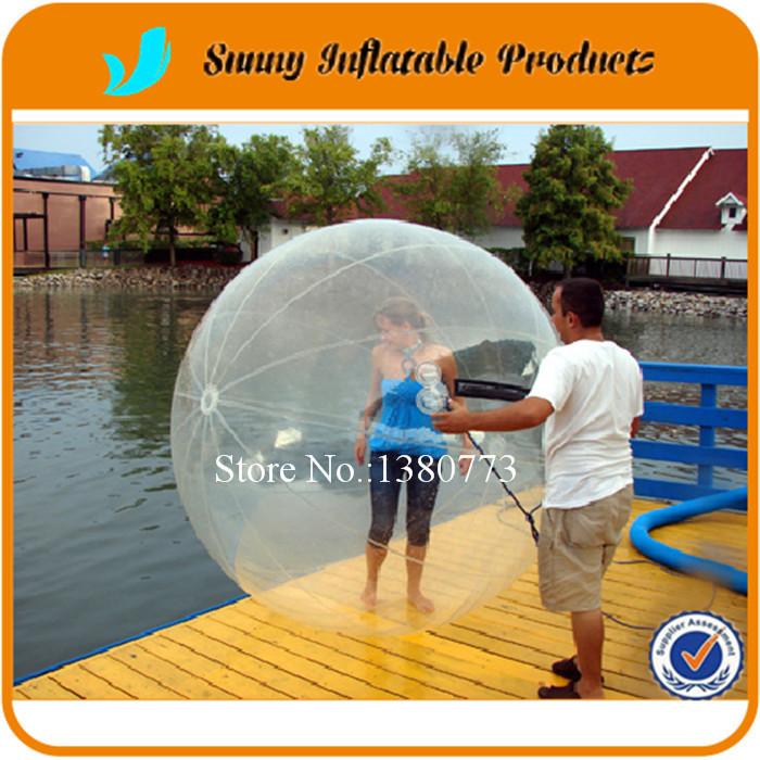 Top Quality ,Water Walking Ball,Zorbing Water Ball,Giant Water Ball,Zorb Ball Ballon, Inflatable Human Hamster Water Football,(China (Mainland))