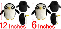 2015 Hot New Free shipping Adventure Time penguin Plush Doll Toy  Animal Doll Kids Doll For Girls On sale Babydolls