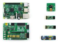 Raspberry Pi Model B+ Plus Pack B 512MB ARM11 Linux MiniPC+ Camera Module +Moudule Kits for Raspberry-pi Development Board