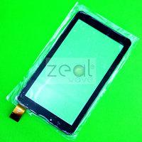 "7"" Black Color FM707101KD FM707101KC HS1275 LLT JX130829A Orro A960 MTK6577 Touch Screen Digitizer"