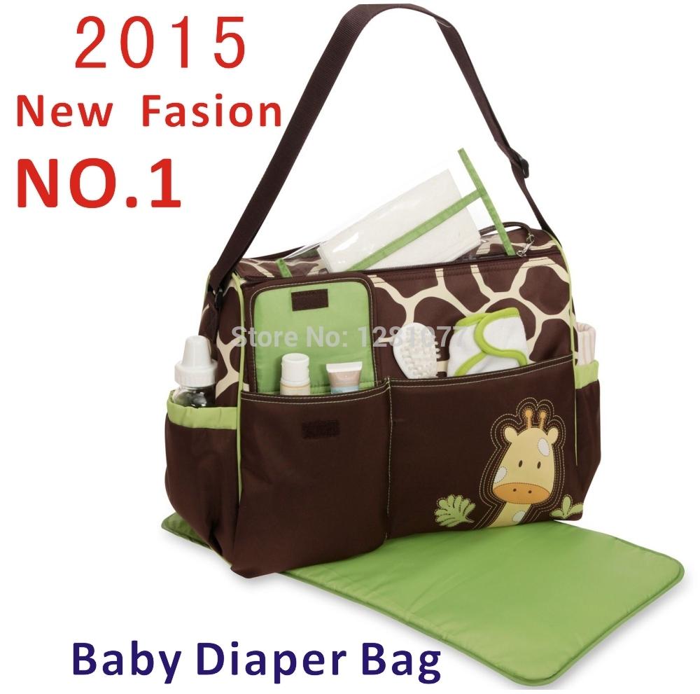 2015 mummy bags mom multifunctional baby bag maternity fashion diaper bag baby boom animal. Black Bedroom Furniture Sets. Home Design Ideas
