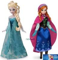 Olaf 11.5 Inch  frozen toys set Anna &Elsa mini baby frozen doll action figures dolls toys plush brinquedos