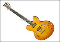 YunZhi electric jazz guitar