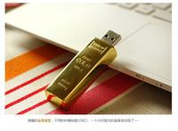 Christmas gift 64gb pen drive usb 2.0 U disk 64GB 999 Gold Flash Memory Stick 64g 32gb 16gb 8gb usb flash drive  512g pendrive