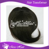 MIX COLOR vertex hair fringe DHL free shipping  VERTEX HAIRPIECE FRINGES  hair bangs Hair accessories