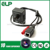 Micro High Resolution 2MP 1080P  mini cctv IP Camera  onvif p2p support ELP-IP1882