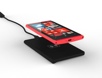 2014 cell phone wireless charger single coil with rosh certificate free s4 wireless charger receiver