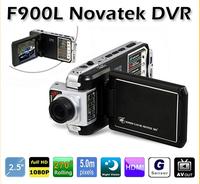 F900L Car DVR Camera Full HD 1920*1080P 25FPS 2.Night Vision HDMI H.264 G-Sensor F900L HD 2.5'' LCD