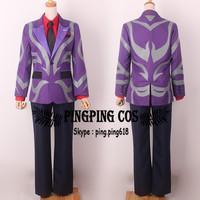 Tokyo Ghoul Cosplay Kaneki Ken Cosplay Costumes Suit - in stock S M L XL XXL(Free Shipping).