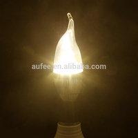 Wholesale 3W E14 LED lamp Light bulbs E12 Natural Warm color  Free Shipping