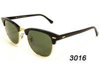 2014Men /Women Brand Designer Retro rb 3016 Clubmaster ray band Sunglasses  RB Polarized Glasses High Quality