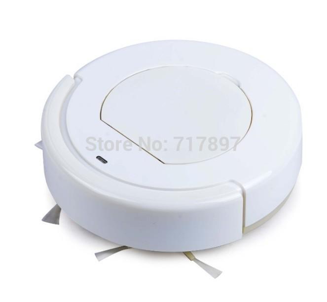 Free Shipping Klinsmann Mini Intelligent Robot Vacuum Cleaner Smart Household Vacuum Cleaner Auto Sensor Quiet Efficient CE&ROHS(China (Mainland))