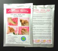 Hot 2014 MiFo Super Exfoliating Foot Socks For Pedicure Sosu socks Peeling For Foot Care Beauty Feet Mask 52pcs/lot