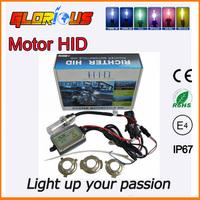 35w 12v A8 H6 Hi/lo motorcycle HID xenon headlight hid xenon headlight for motorcycle motor HID kit