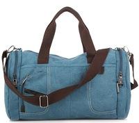 2014 New arrival men's travel bags Korean style leisure canvas shoulder messenger bag