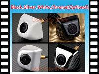Free Shipping 100% Waterproof 170 Degree Wide Angle Luxury Car Rear View Camera waterproof night version HD CCD Car Camera