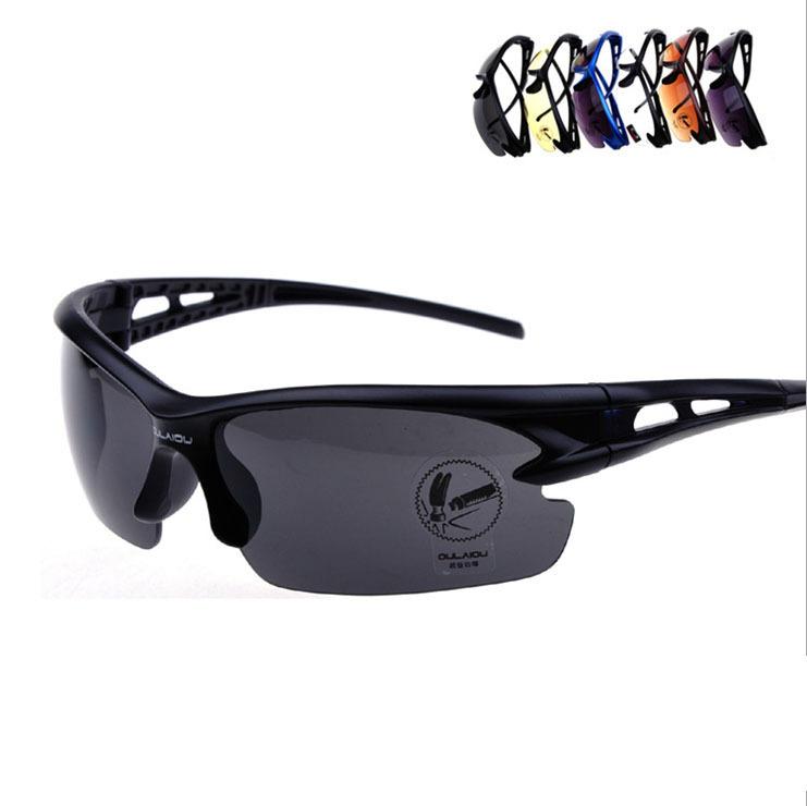 A38 2014 Hot New Sun Glasses Man Mirror Driving Motion Sunglasses Sport cycling sunglasses(China (Mainland))