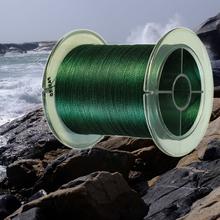500 M olhar marca Super Strong japonês Multifilament PE trançado de Material PE linha de pesca 20 25 30 40 50 60 80LB grátis frete(China (Mainland))