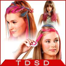 4 color/Set  Hot European Temporary Hair Chalk Powder Type Hair Color Temporary Pastel Hair Dye Color Chalk Paint for Hair(China (Mainland))