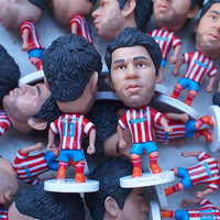 KODOTO Soccer Doll 19# DIEGO COSTA (MA) x 10pcs Wholesale (Global Free shipping)