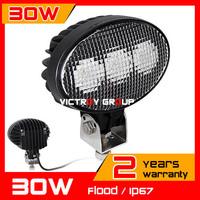 30W LED Work Light for Tractor ATV Tractor 12v Offroad Fog light IP67 Flood LED Worklight External Light Seckill 27w 18w