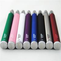 эго k аккумулятор 650mah 900mah 1100mah e сигарета аккумулятор с гравировкой электронных cigaretter эго аккумулятор 10шт / лот