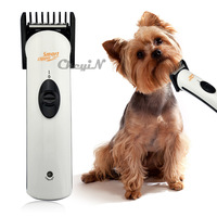 New Arrival Electric Pet Dog/Cat Hair Trimmer Cordless Hair Clipper Grooming Haircut Machine For Pet Dogs Cats 0.4-RCS46W