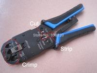 LT-200AR Rj45 Rj11 Rj12 Wire Lan Network Cable Crimper Crimp Pc Network Tool Stripper 10p/8p/6p/4p