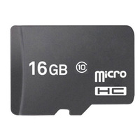 Class 10 Micro SD Card 16GB Flash Card