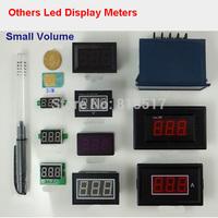 100PCS Sealing Waterproof Micro Volume 0.4 inch Led Display Voltage Meter ,DC 2.5V to 30V  Led Digital Voltmeter for motorcycle