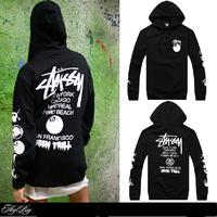 Free shipping 2014 hood by air Been Trill HBA Brand hip hop skateboard Hoodie clothing men crewneck hoodies sweatshirt outerwear