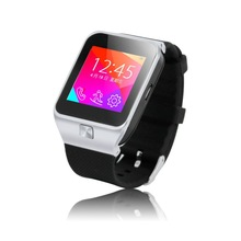 """New 2014 S28 Smart Watch Phone Bluetooth Smartwatch Wristwatch Cell Phone 1.54"""" GSM Sync Call GSM 2G MTK6260 Free shipping"""