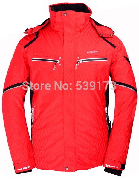 2014 winter ski jacket men snowboard jacket men ski suit warm snow suits waterproof windproof chaquetas de esqui(China (Mainland))