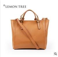 NEW 2014 women messenger bag genuine leather bags women leather handbags totes shoulder bags fashion bag crossbody lady bolsas