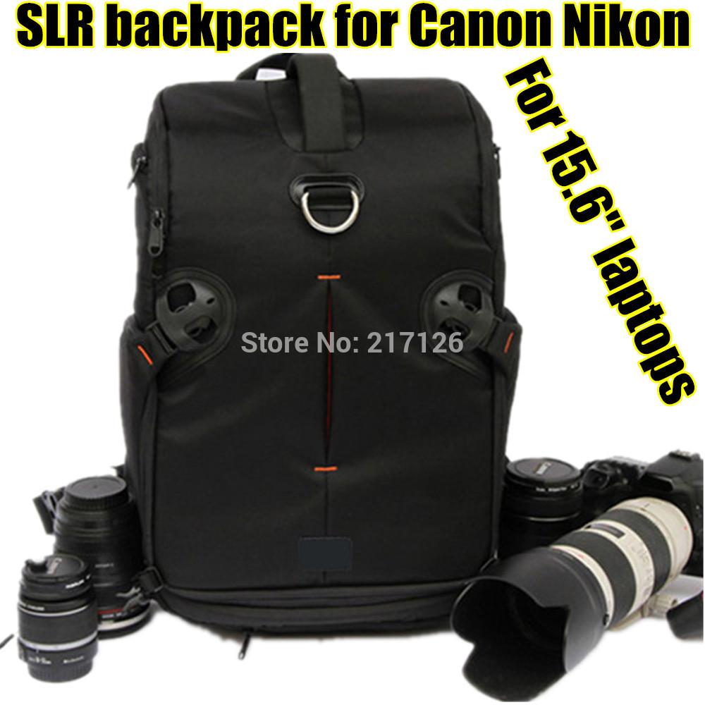 Swisslander,new SLR backpack,DSLR photograph bag,single lens reflex camera backpack for Nikon,for Canon,with raincover,lock(China (Mainland))