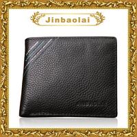 brand man wallet genuine leather wallet men wallets famous brand 8037A