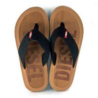 New 2014 Famous Brand Casual Man Sandals Slippers Beckham's Favorite Summer Shoes Beach Flip Flops