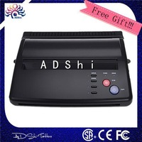 Tattoo Transfer Machine Thermal Copier Machine  with  5pcs Transfer Paper free DHL shipping