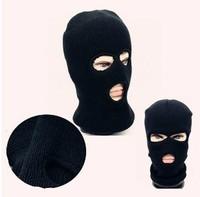 Wholesale  Full  Face Cover Winter Ski Mask Beanie Hat Scarf Hood CS Hiking Motorcycle Bike cap CS field anti-terrorism ski mask