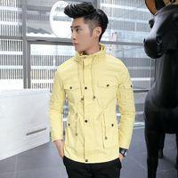 [On Sale]men Parka keep warm coat Men's coat Winter overcoat Outwear Winter jacket hooded thick fur jackets outdoor