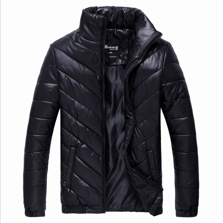 2014 new classic blue men winter jacket men down parka and winter coat men Padded outdoor jacket for men jaqueta masculina MJ02(China (Mainland))